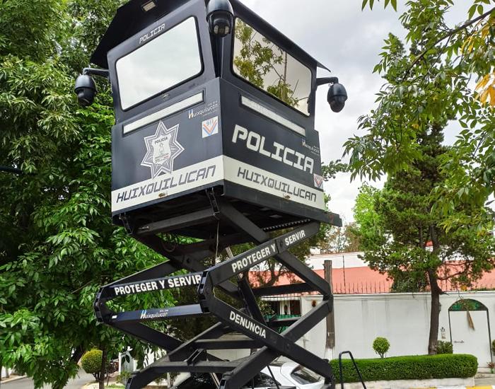 Comando de vigilancia individual