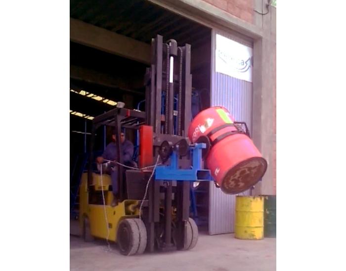 Plataformas de tijera para carga