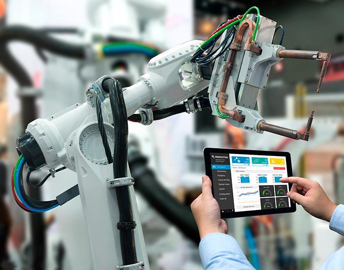 Automatización de equipos especiales Inedesca