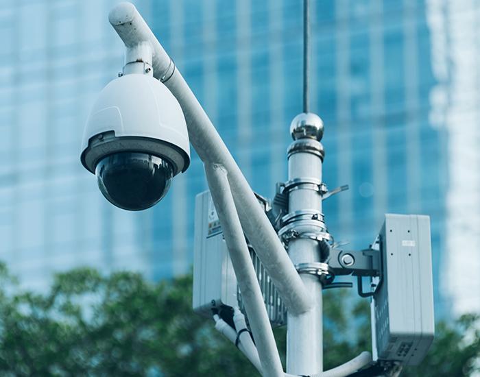 Cámara de seguridad 360 grados